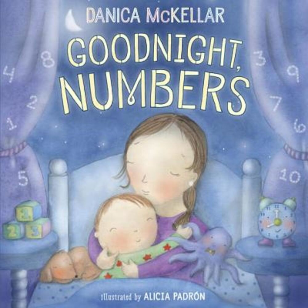 Goodnight, Numbers, Hardcover