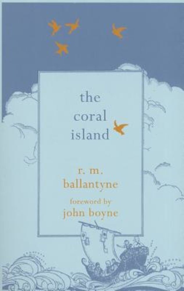 The Coral Island, Paperback