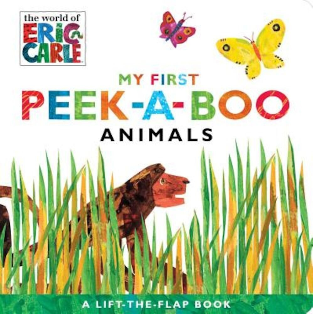 My First Peek-A-Boo Animals, Hardcover