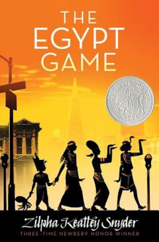 The Egypt Game, Hardcover