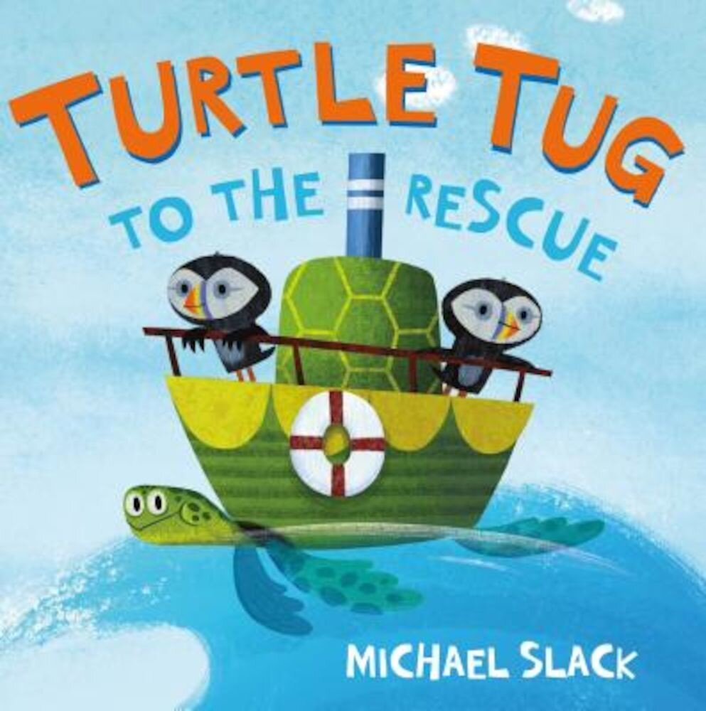 Turtle Tug to the Rescue, Hardcover