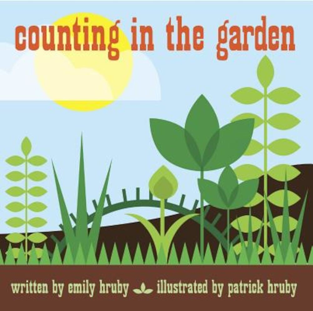 Counting in the Garden, Hardcover