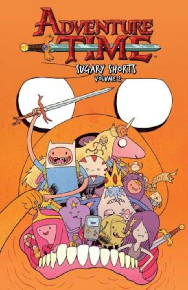 Adventure Time: Sugary Shorts Vol. 2, Paperback