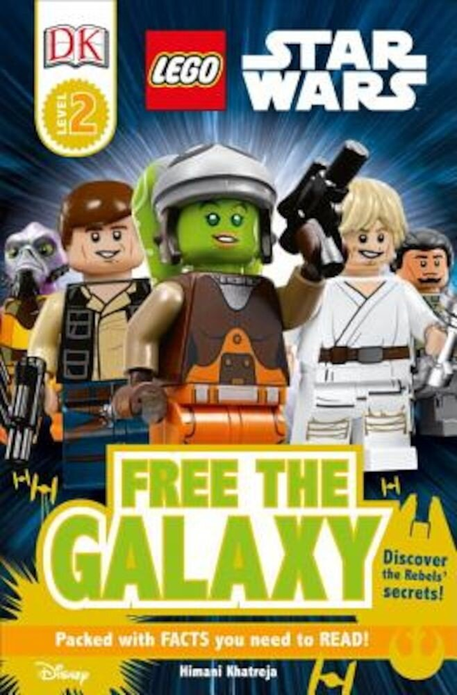 Lego Star Wars: Free the Galaxy, Paperback