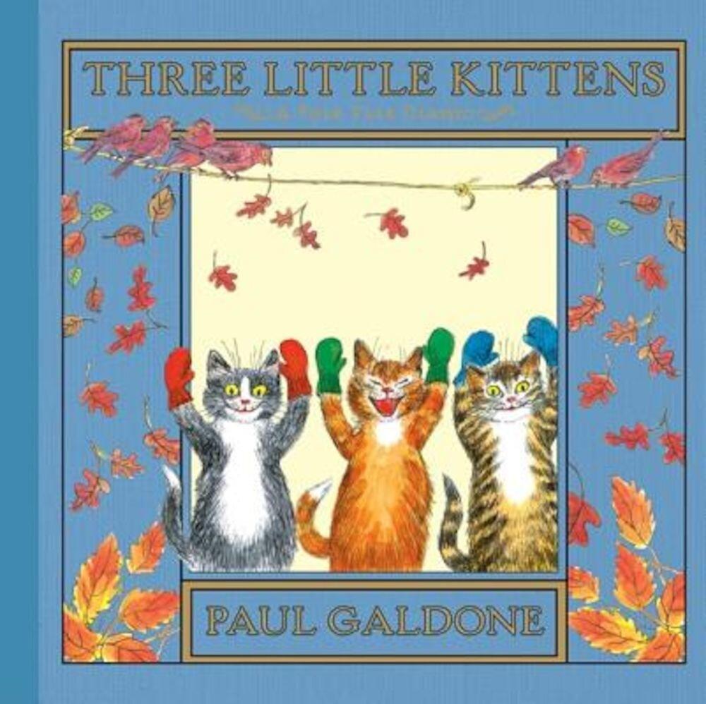 Three Little Kittens, Hardcover