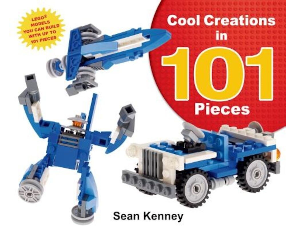 Cool Creations in 101 Pieces, Hardcover