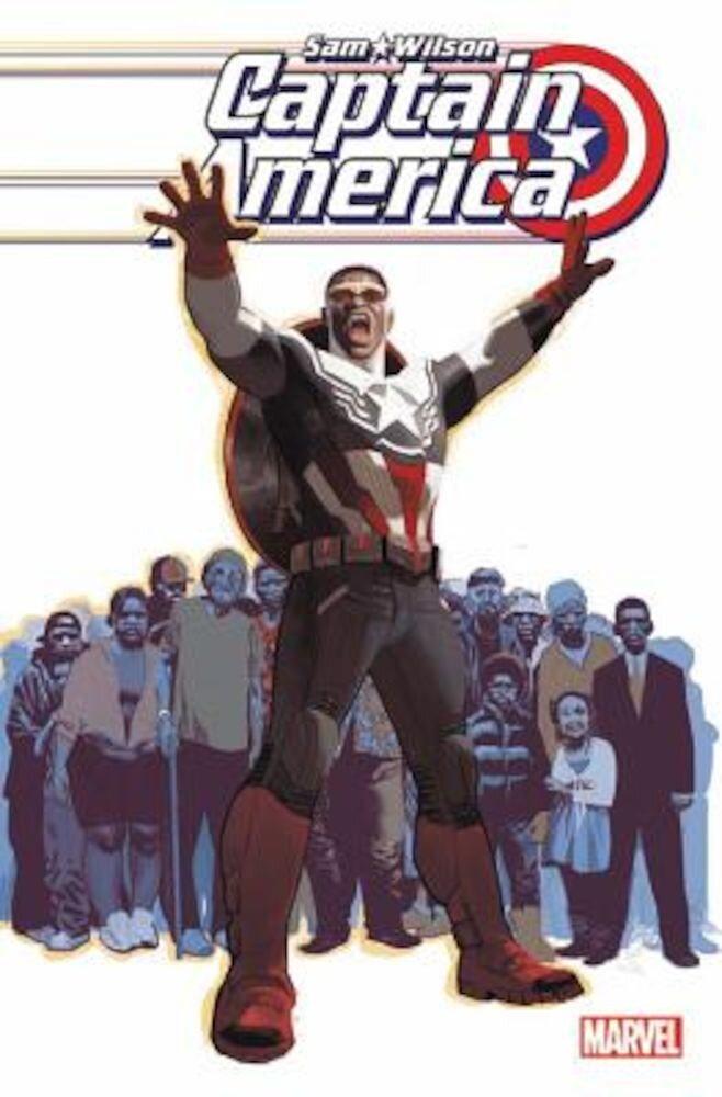 Captain America: Sam Wilson, Volume 5: End of the Line, Paperback