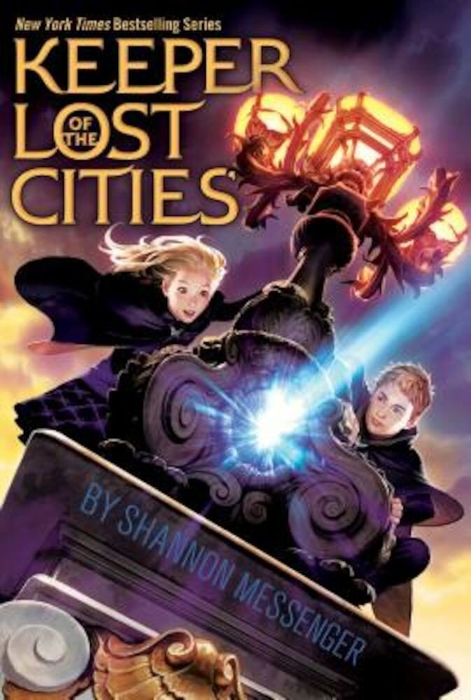 Keeper of the Lost Cities, Paperback