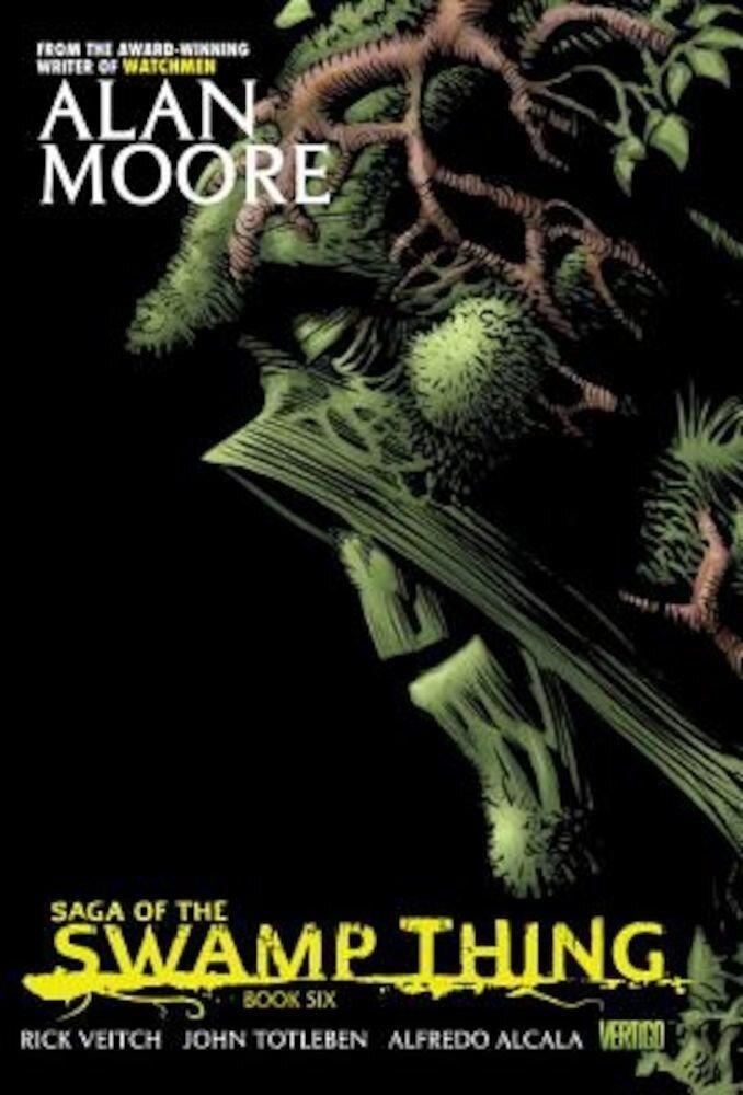 Saga of the Swamp Thing Book Six, Paperback