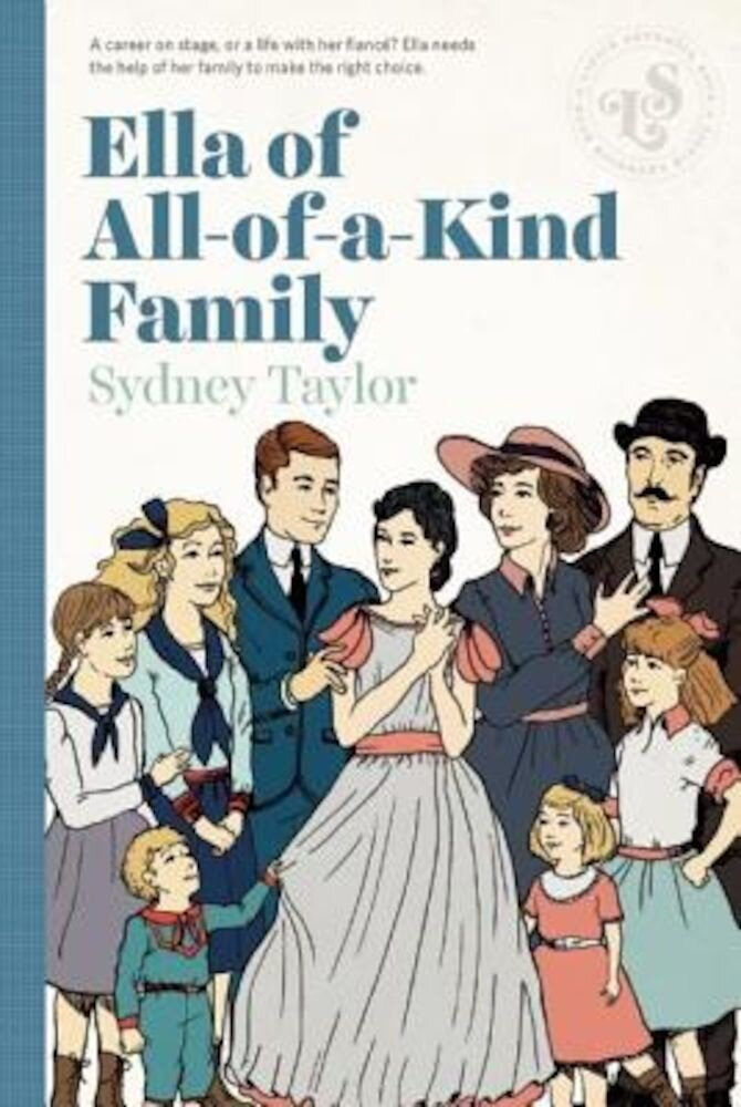 Ella of All-Of-A-Kind Family, Paperback