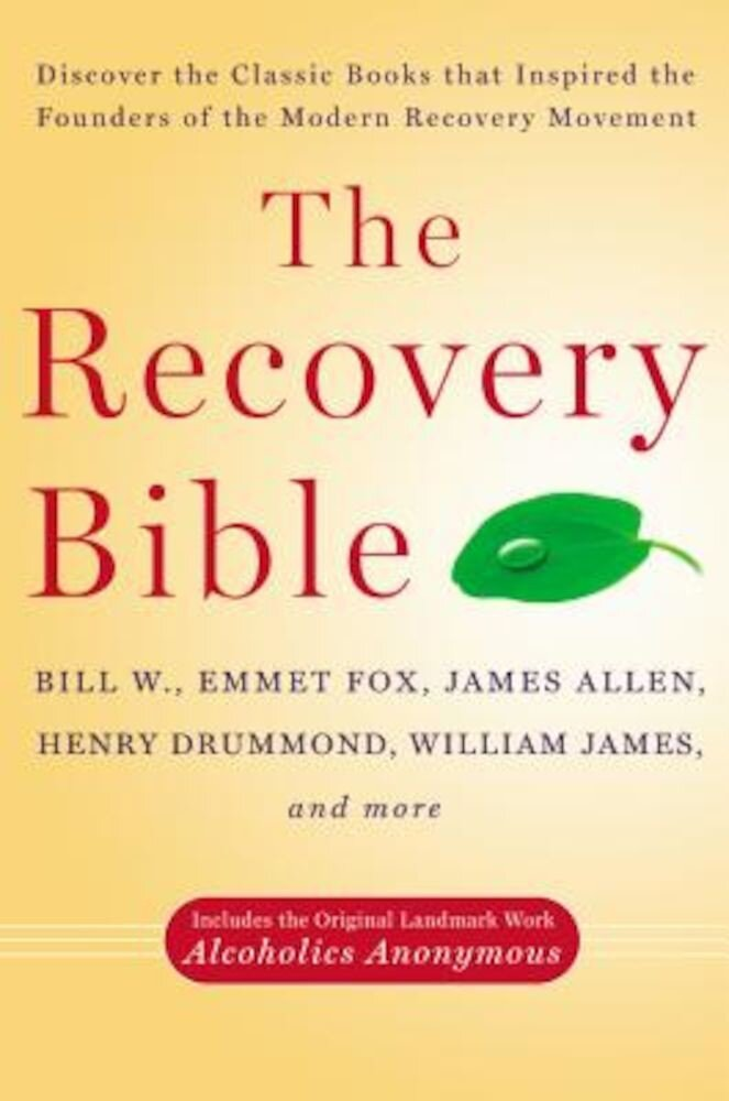 The Recovery Bible, Paperback