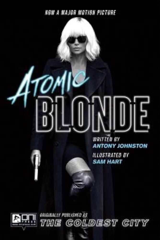 Atomic Blonde: The Coldest City, Paperback