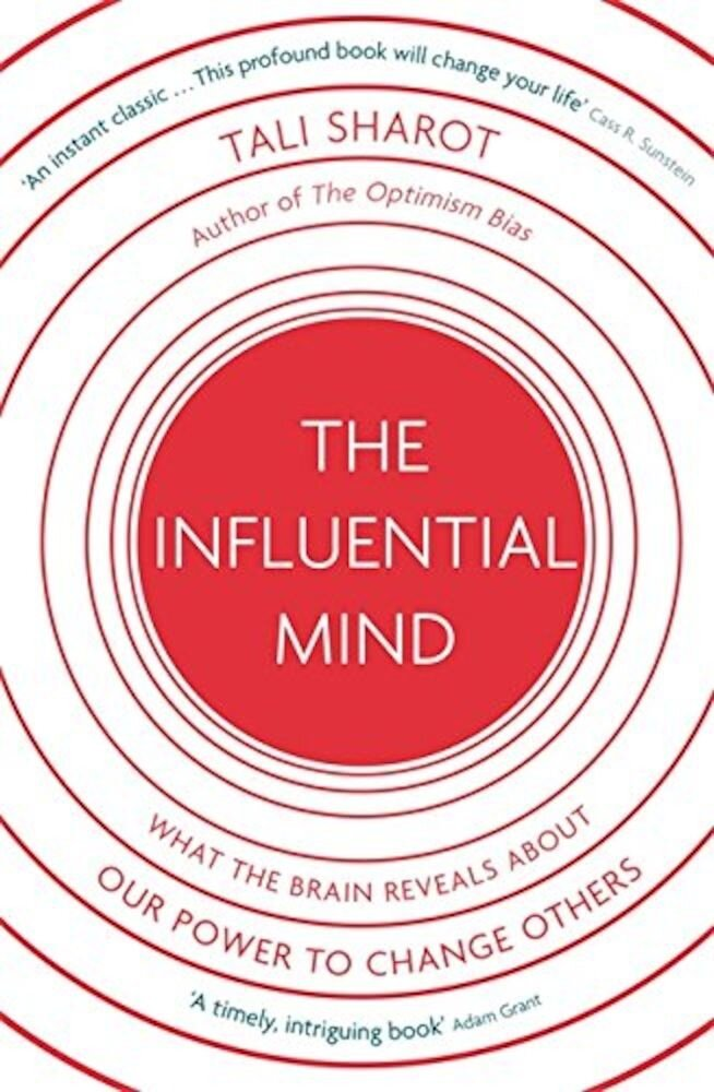 Coperta Carte The Influential Mind