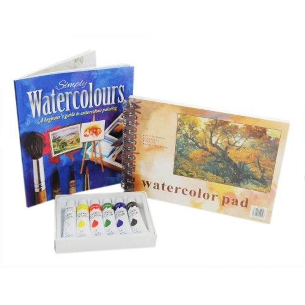 Watercolours - (2nd edition)