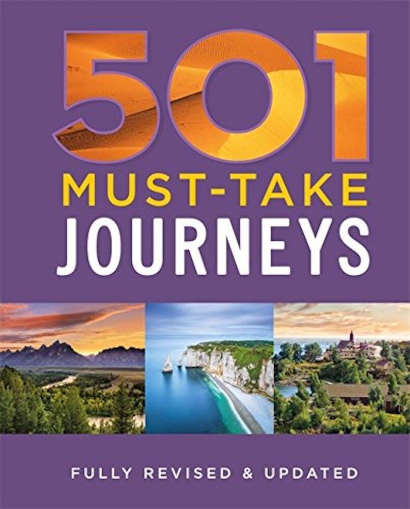 501 Must Take Journeys
