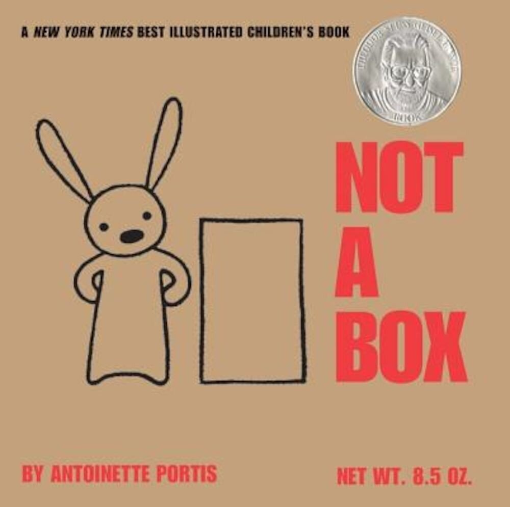 Not a Box Board Book, Hardcover