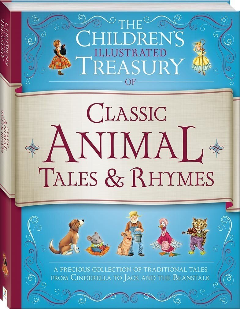 The Children's Treasury Classic Animal Tales and Rhymes