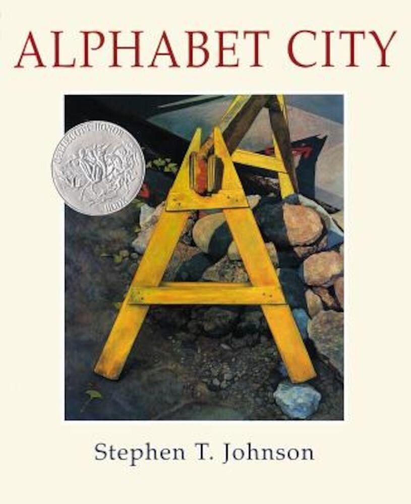 Alphabet City, Hardcover
