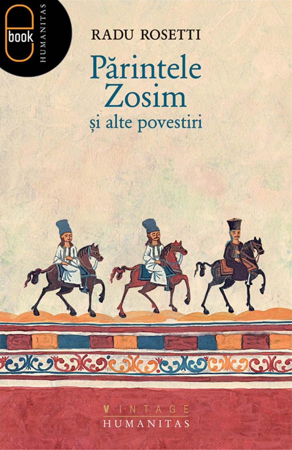Parintele Zosim si alte povestiri (eBook)
