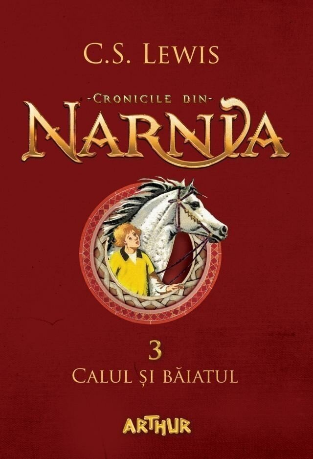 Cronicile din Narnia 3. Calul si baiatul