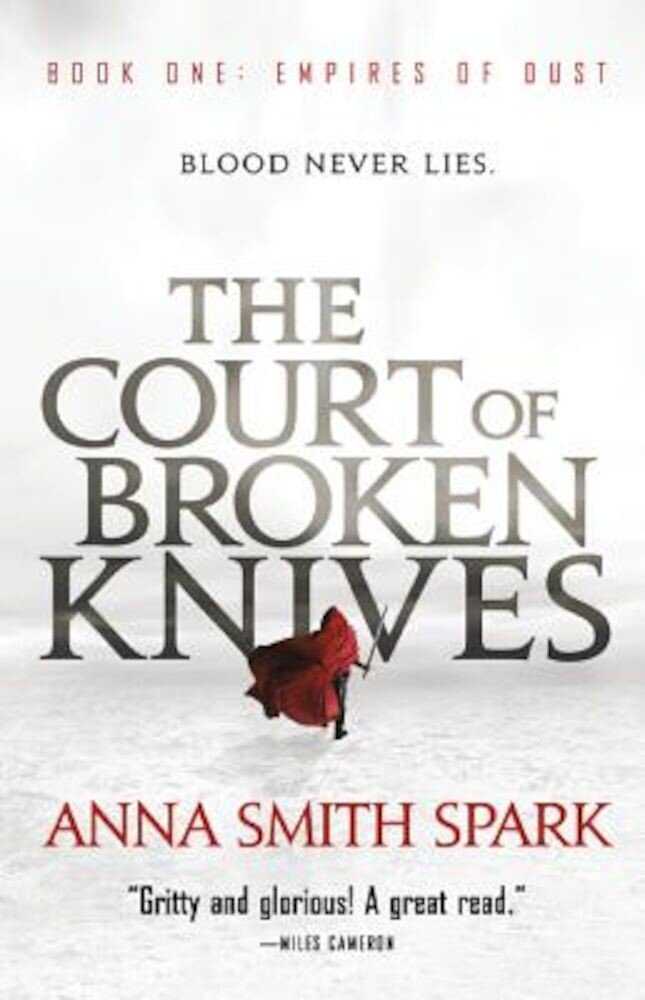 The Court of Broken Knives, Paperback