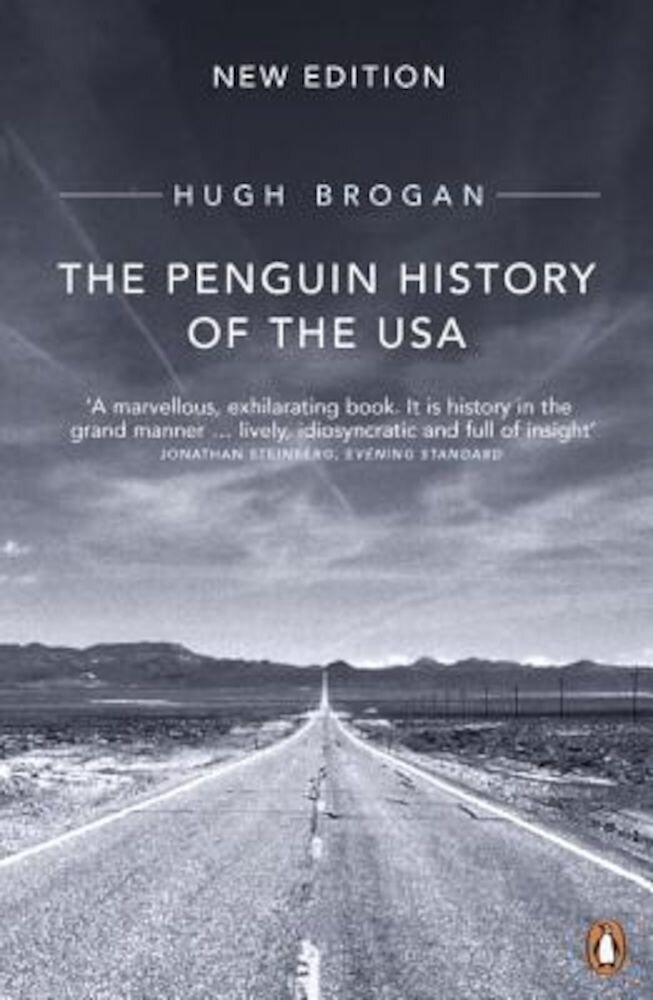 The Penguin History of the USA: New Edition, Paperback