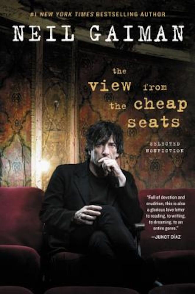 The View from the Cheap Seats: Selected Nonfiction, Hardcover