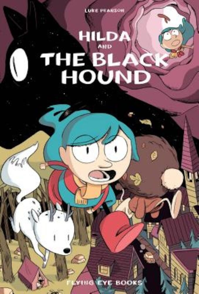 Hilda and the Black Hound, Paperback