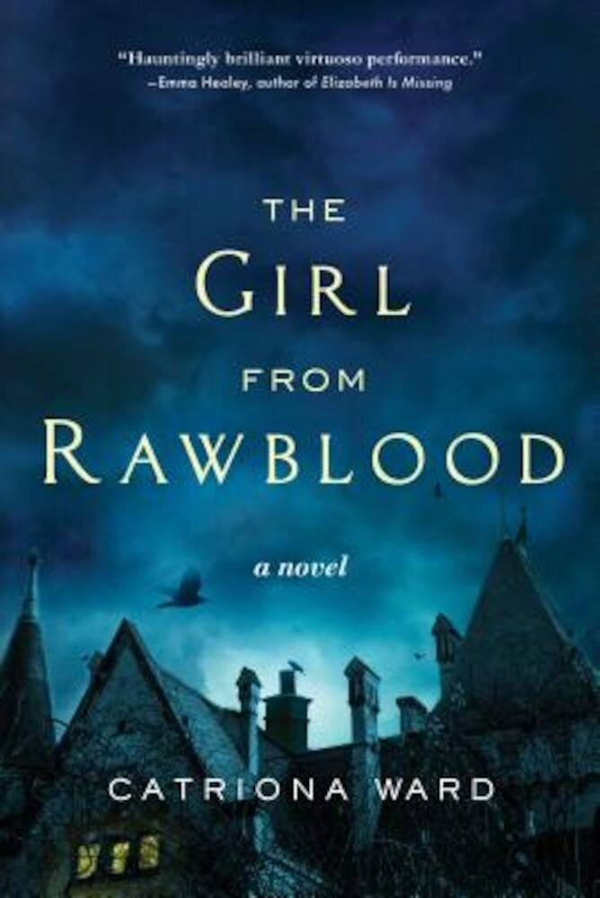 The Girl from Rawblood, Paperback