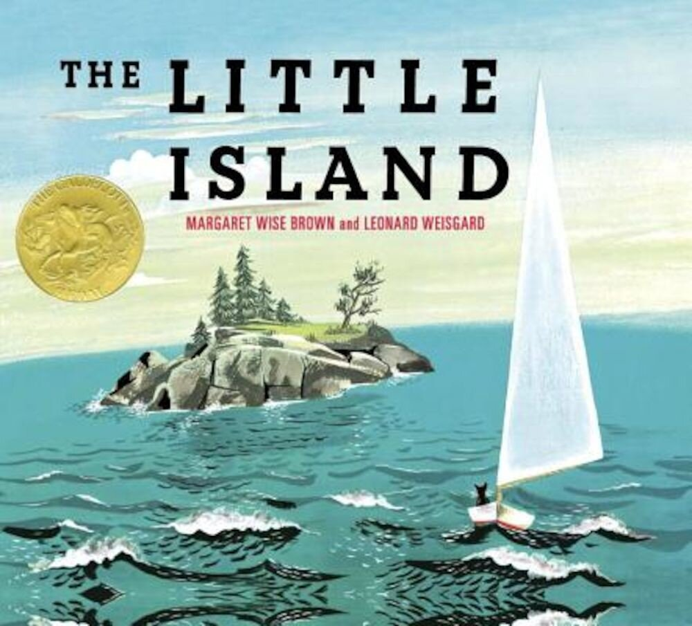 The Little Island, Hardcover