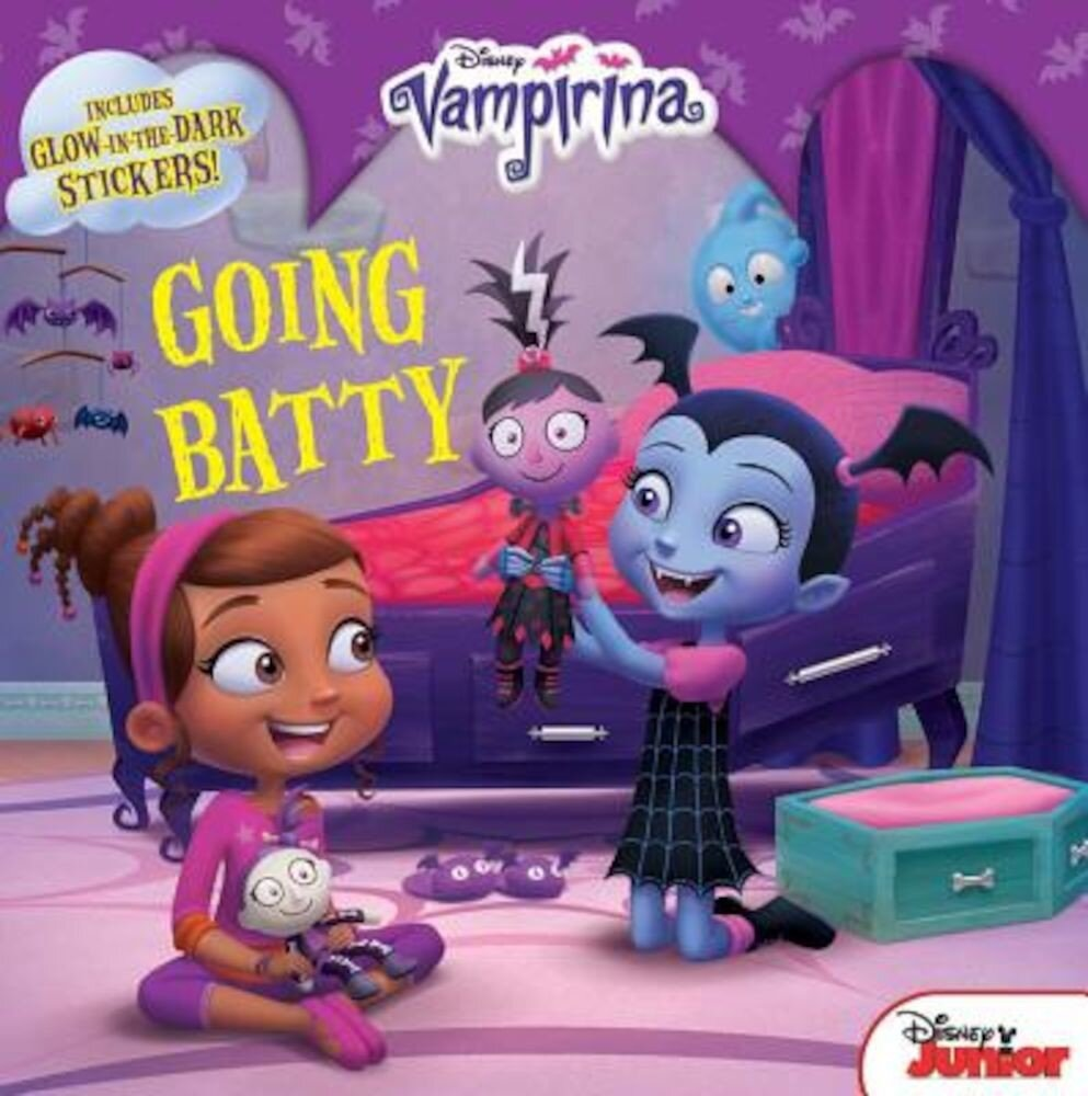 Vampirina Going Batty, Paperback