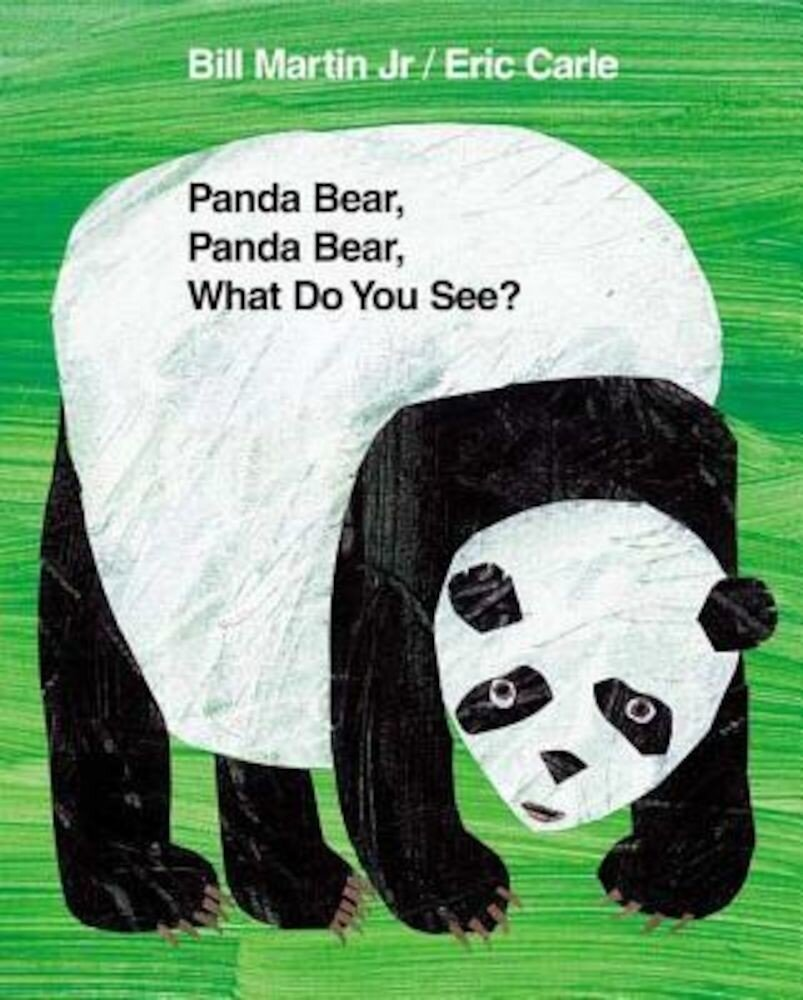 Panda Bear, Panda Bear, What Do You See?, Paperback