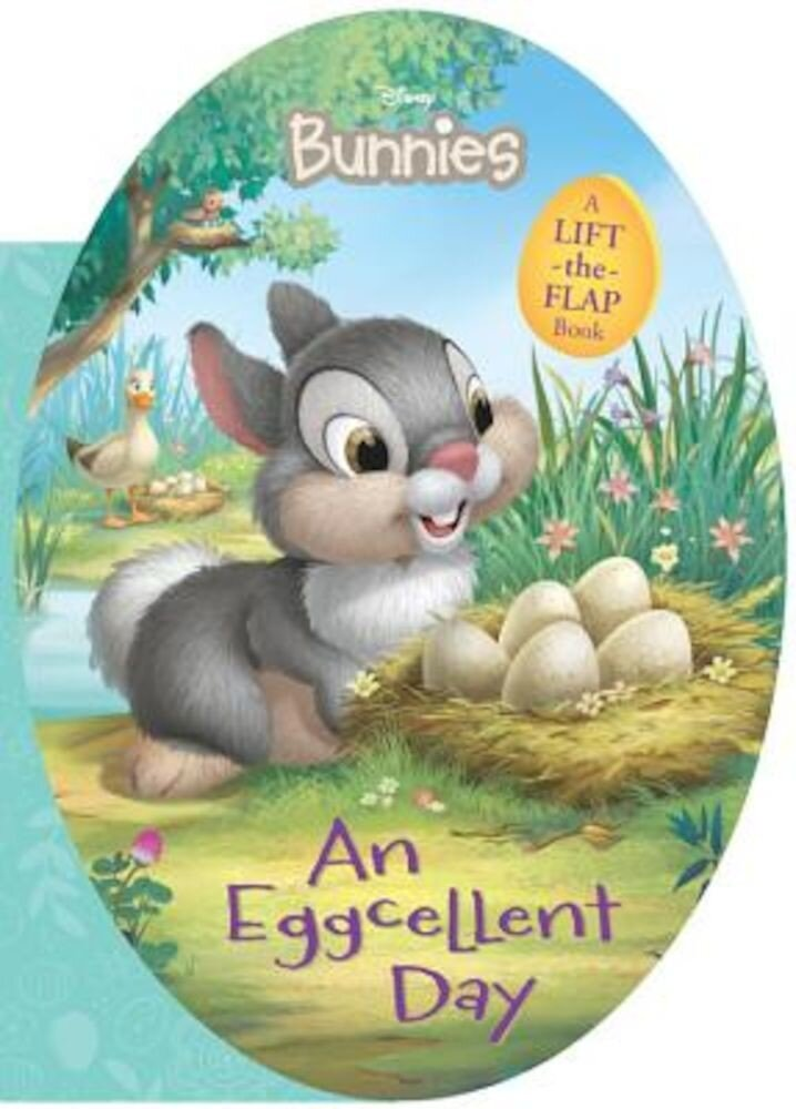 Disney Bunnies an Eggcellent Day, Hardcover