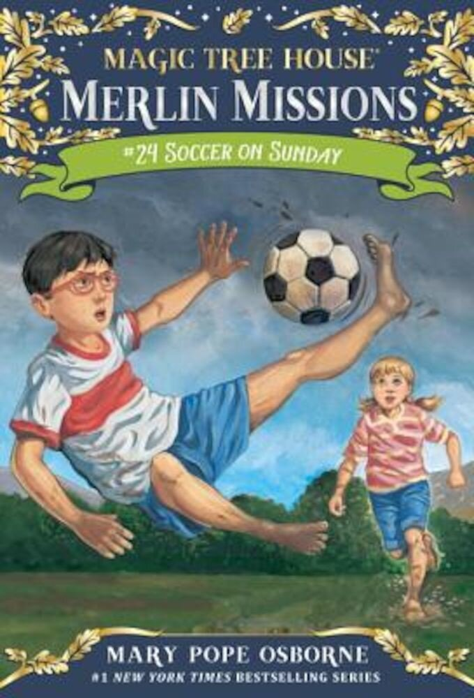 Soccer on Sunday, Paperback