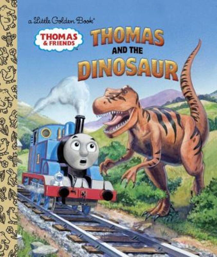 Thomas and the Dinosaur (Thomas & Friends), Hardcover