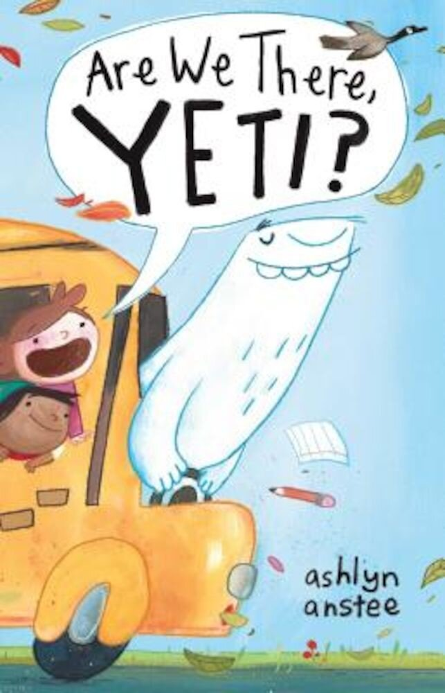 Are We There, Yeti?, Hardcover