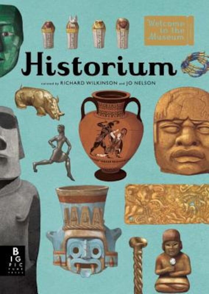 Historium: Welcome to the Museum, Hardcover