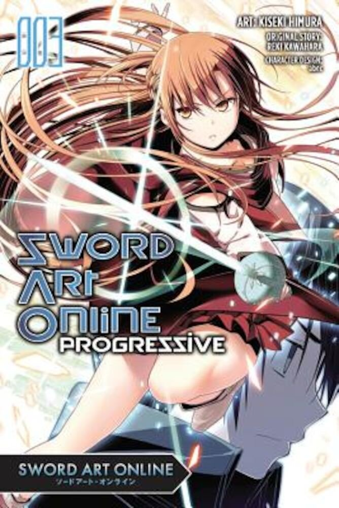 Sword Art Online Progressive, Volume 3, Paperback