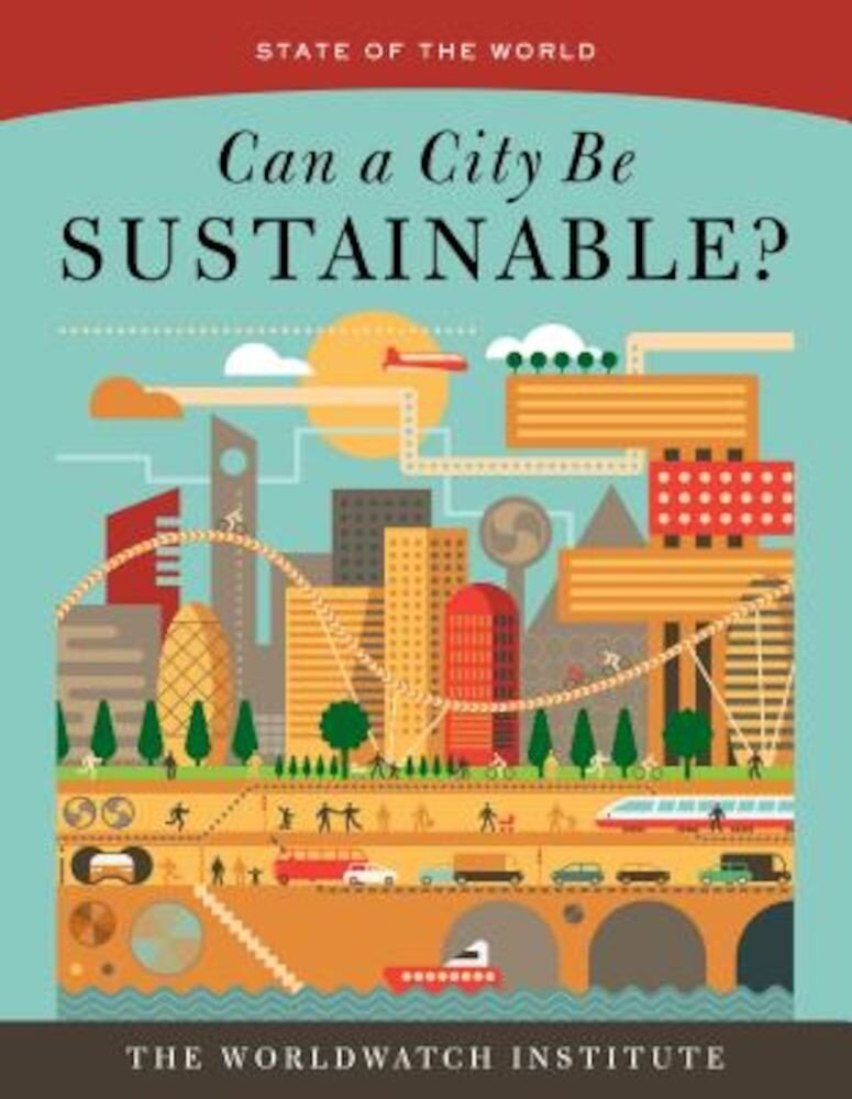 Can a City Be Sustainable?, Paperback