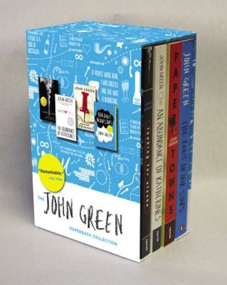 John Green Box Set, Paperback