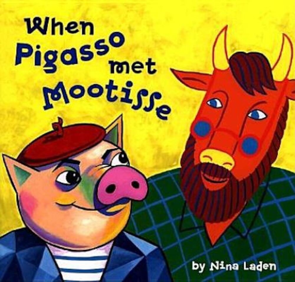 When Pigasso Met Mootisse, Hardcover