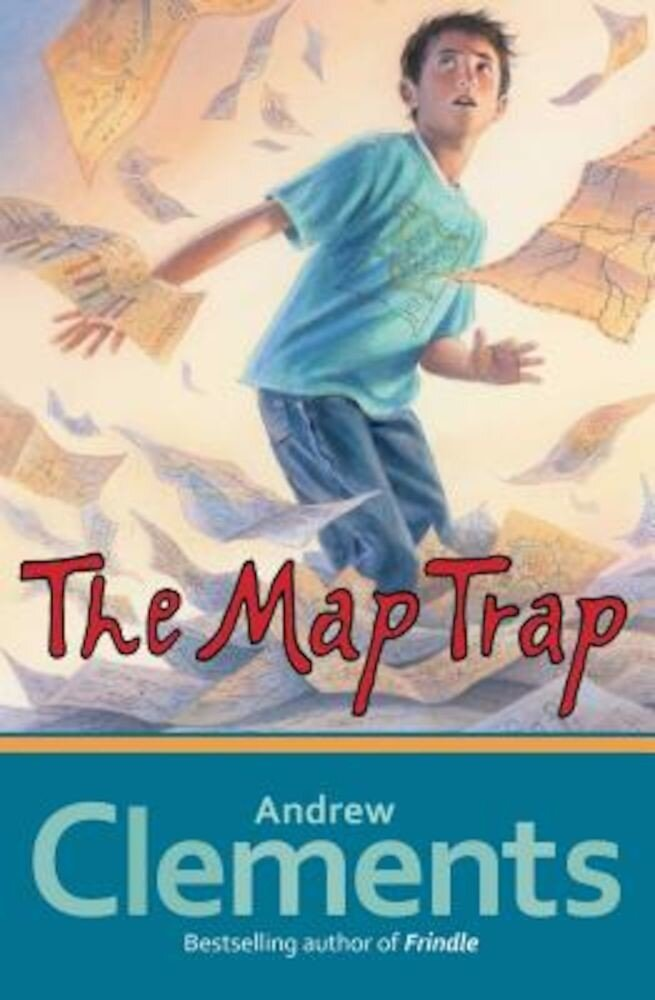 The Map Trap, Hardcover