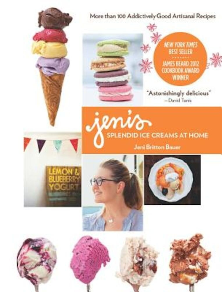 Jeni's Splendid Ice Creams at Home, Hardcover