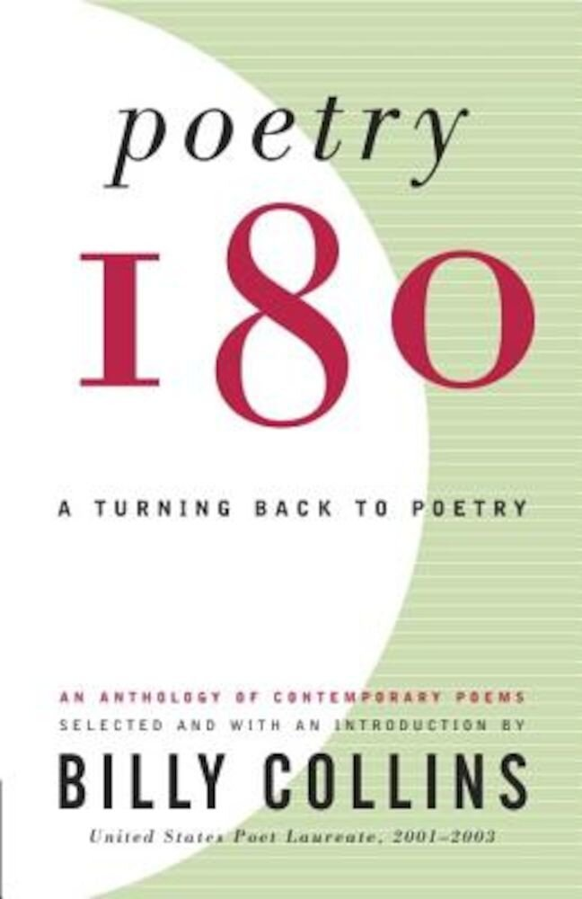 Poetry 180: A Turning Back to Poetry, Paperback