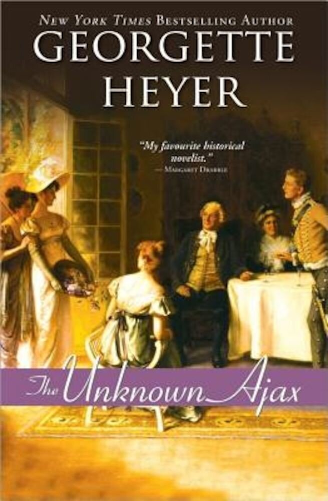 The Unknown Ajax, Paperback