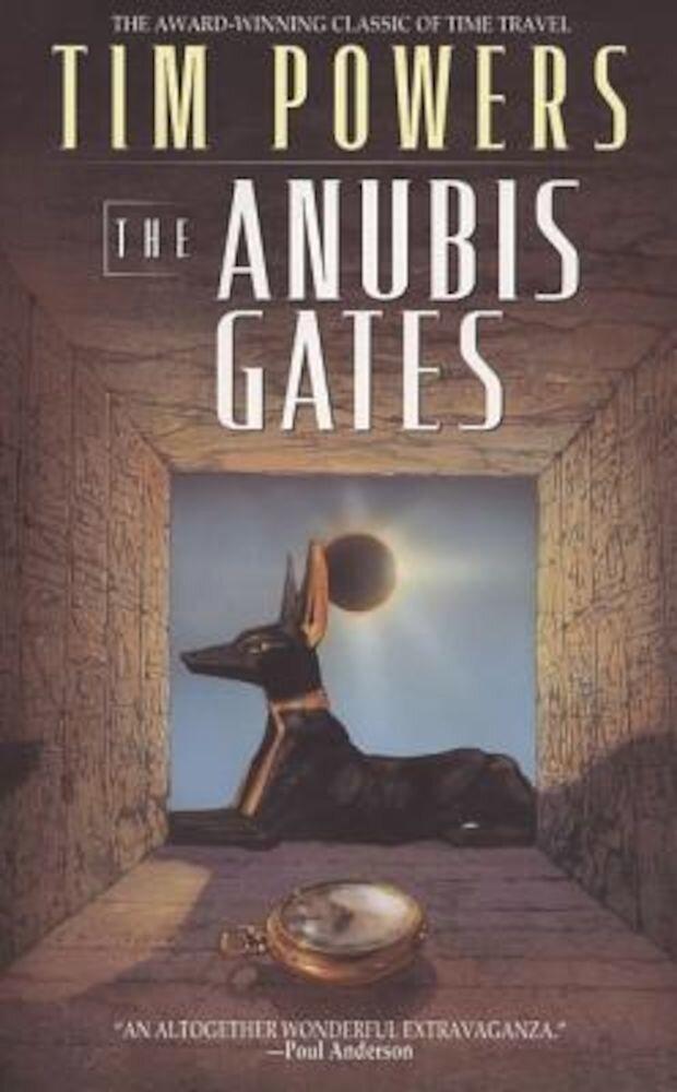 The Anubis Gates, Paperback
