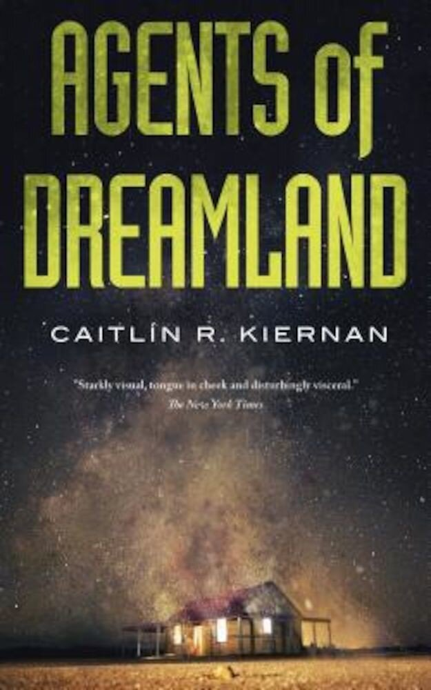 Agents of Dreamland, Paperback