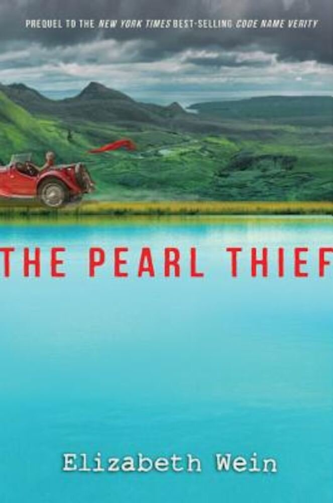 The Pearl Thief, Hardcover