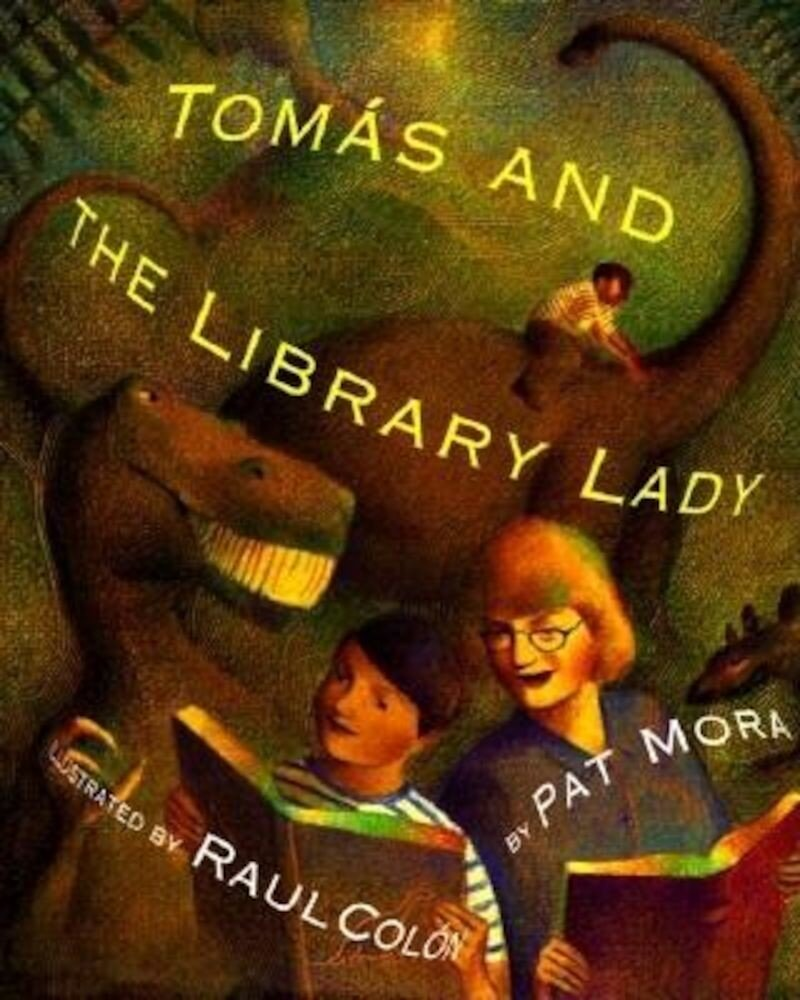 Tomas & the Library Lady, Hardcover