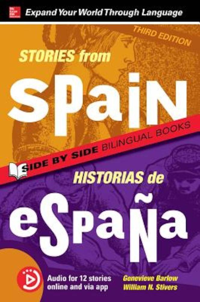 Stories from Spain / Historias de Espana, Premium Third Edition, Paperback